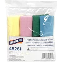 Genuine Joe Cleaning Clothes (4-pack)