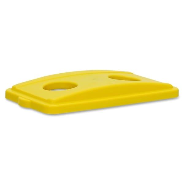Genuine Joe Yellow Container Lid