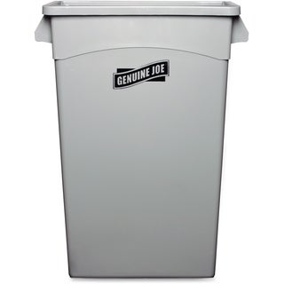 Genuine Joe Space-saving Waste Container