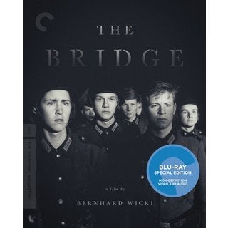The Bridge (Blu-ray Disc)