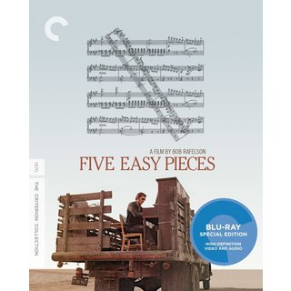 Five Easy Pieces (Blu-ray Disc)