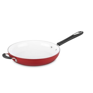 Elements Non-Stick 12 Open Skillet with Helper Handle