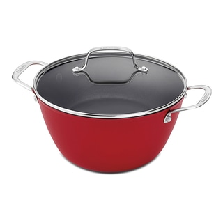 CastLite 5.25 Qt. Non-Stick Cast Iron Dutch Oven