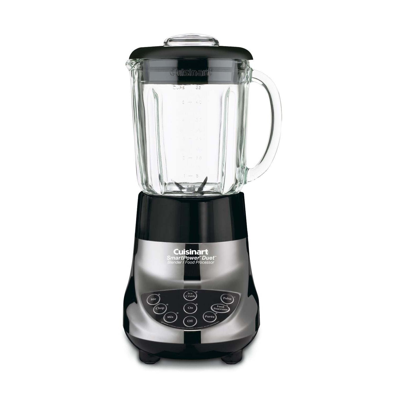 Cuisinart BFP-703BC Smartpower Duet 500-watt Blender & Fo...