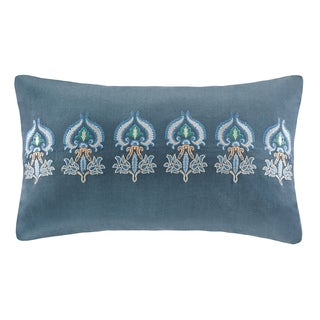 Harbor House Belcourt Cotton Oblong Throw Pillow