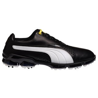 Puma Men's Titantour Black/White Golf Shoes