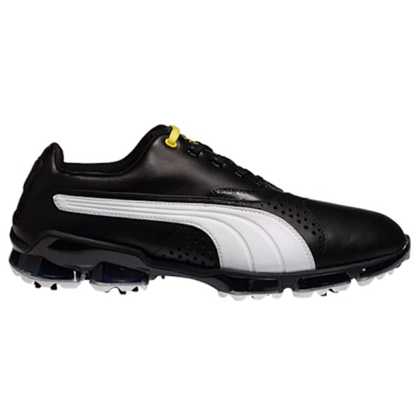 Puma Men's Titantour Black/White Golf Shoes