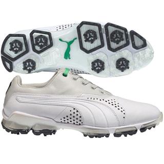 Puma Titantour White/Gray/Violet Golf Shoes