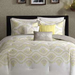 Madison Park Jalisco 7-Piece Cotton Comforter Set