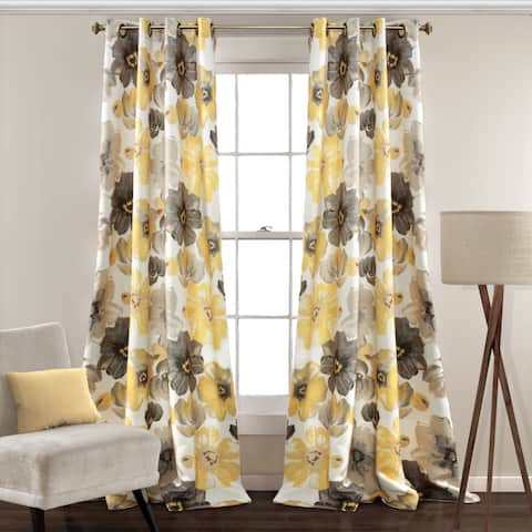 Buy Floral Curtains Drapes Online At Overstock Our Best Window