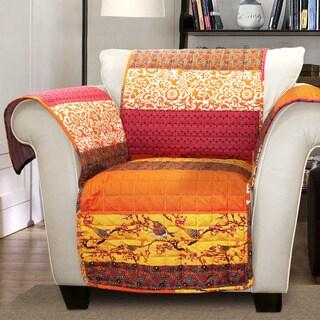 Lush Decor Royal Empire Armchair Furniture Protector Slipcover