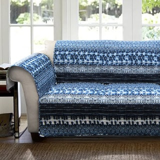 Lush Decor Lambert Loveseat Furniture Protector Slipcover