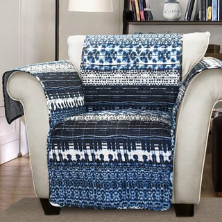Lush Decor Lambert Armchair Furniture Protector Slipcover