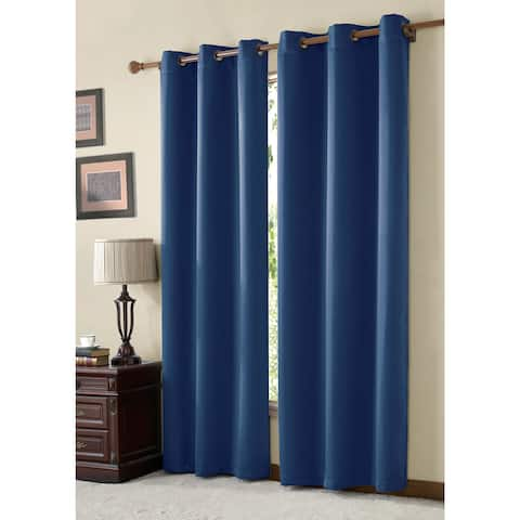 VCNY McKenzie Twill Curtain Panel