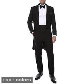 Ferrecci Men's Italian Designed Regular Fit Tail Tuxedo|https://ak1.ostkcdn.com/images/products/10014097/P17161502.jpg?_ostk_perf_=percv&impolicy=medium