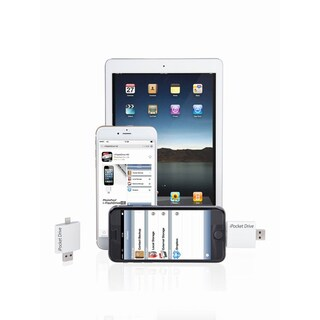 iPocket Drive External iPhone/ iPad Storage