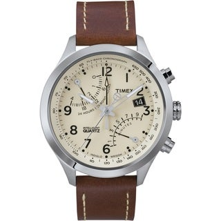 Timex T2N932DH Intelligent Quartz Fly-Back Chronograph Watch