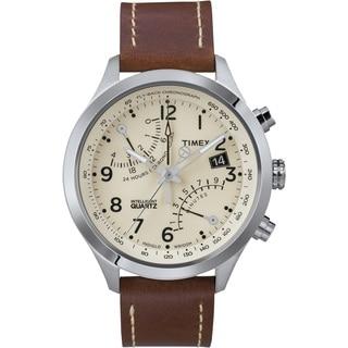 Timex T2N932DH Intelligent Quartz Fly-Back Chronograph Watch