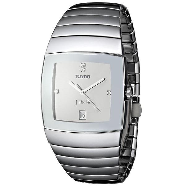 Rado Men's R13719702 'Sintra Jubile' Ceramic Watch. Opens flyout.