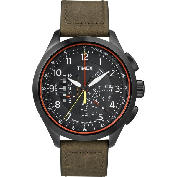Timex T2P276DH Intelligent Quartz Linear Chronograph Watch ...