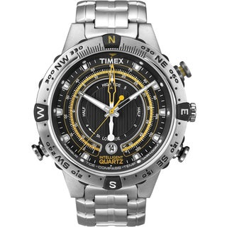 Timex T2N738DH Intelligent Quartz Tide-Temp-Compass Watch