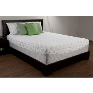 Comfort Memories 12-inch California King-size Mini Coil and Memory Foam Hybrid Mattress
