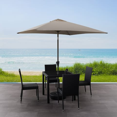North Bend Square Patio Umbrella by Havenside Home