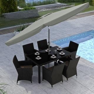 CorLiving Tilting Patio Umbrella