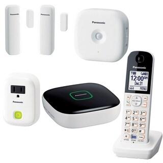 Panasonic KX-HN6003W DIY Home Monitoring and Control Kit