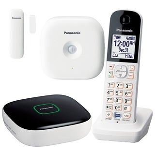 Panasonic KX-HN6000W DIY Wireless Home Safety Starter Kit