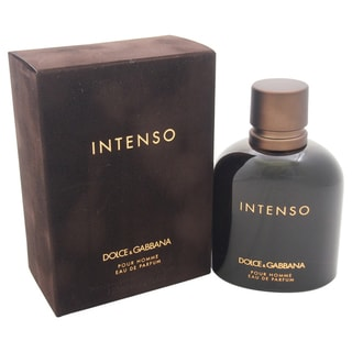 Dolce & Gabbana Intenso Men's 4.2-ounce Eau de Parfum Spray