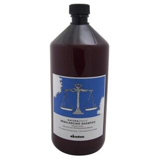 Davines Natural-Tech Rebalancing 33.8-ounce Shampoo