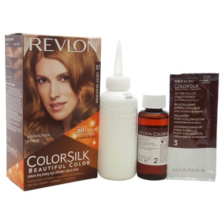 Revlon Colorsilk Beautiful Color #57 Lightest Golden Brown