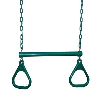 Swing-N-Slide Heavy-Duty Ring Trapeze Combo