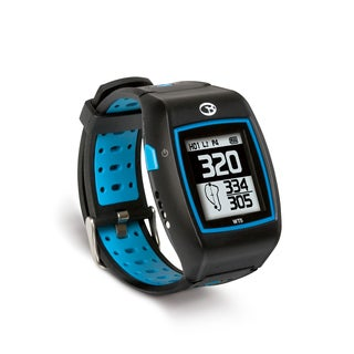 Golf Buddy Golf GPS Watch Black/Blue