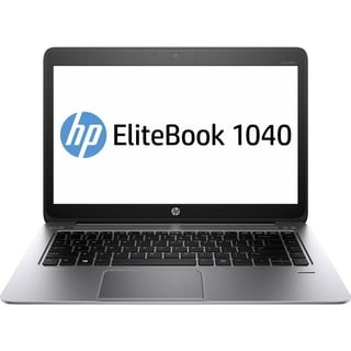 "HP EliteBook Folio 1040 G2 14"" Touchscreen LED Ultrabook - Intel Core"