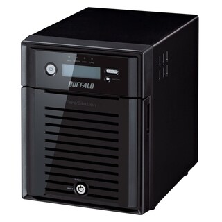 BUFFALO TeraStation 5400 4-Drive 12 TB Desktop NAS for Small/Medium B