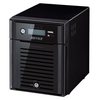 BUFFALO TeraStation 5400 4-Drive 16 TB Desktop NAS for Small/Medium B