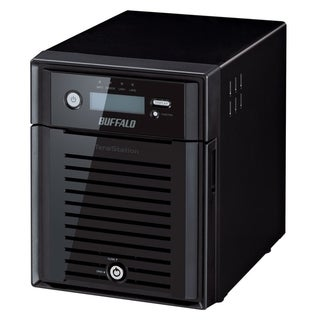 BUFFALO TeraStation 5400 4-Drive 24 TB Desktop NAS for Small/Medium B