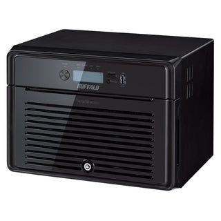 BUFFALO TeraStation 5800 8-Drive 48 TB Desktop NAS for Small/Medium B