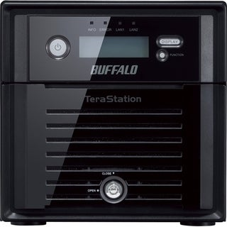 BUFFALO TeraStation 5200 Windows Storage Server 2-Drive 4 TB Desktop