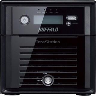 BUFFALO TeraStation 5200 Windows Storage Server 2-Drive 8 TB Desktop