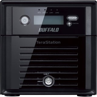 BUFFALO TeraStation 5200 Windows Storage Server 2-Drive 8 TB Desktop
