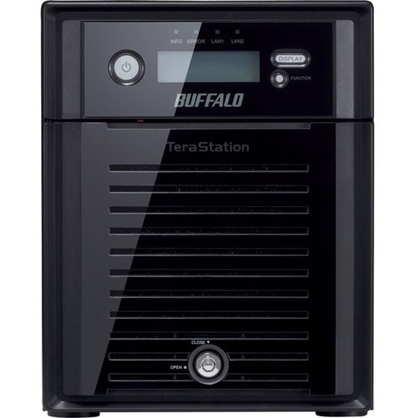 BUFFALO TeraStation 5400 Windows Storage Server 4-Drive 8 TB Desktop