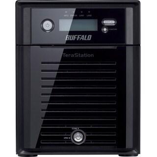 BUFFALO TeraStation 5400 Windows Storage Server 4-Drive 8 TB Desktop