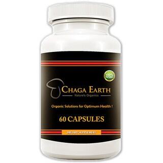 Chaga Earth (60 Capsules)