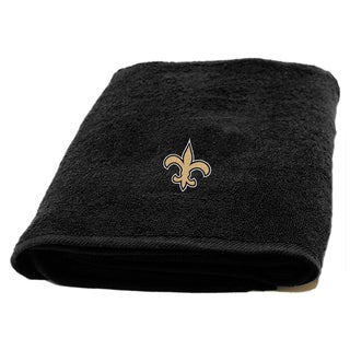 NFL Saints Applique Bath Towel