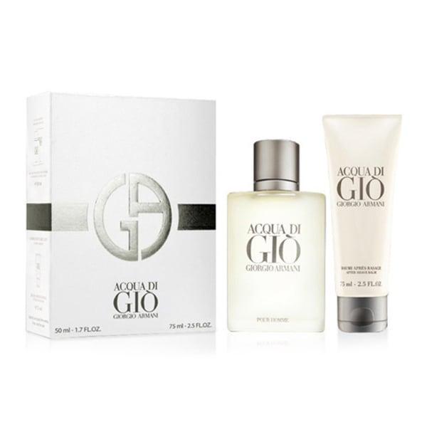 64259ba89ea8 Shop Giorgio Armani Acqua di Gio Men s Gift Set - Free Shipping Today -  Overstock - 10017702
