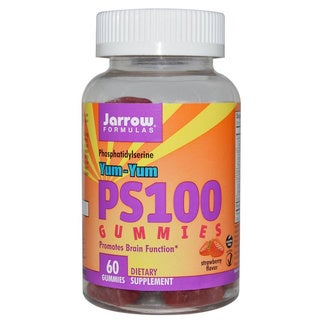 Jarrow Formulas Yum-Yum PS100 Gummies (60 Gummies)