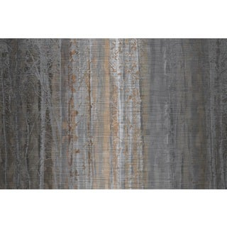 Marmont Hill 'Aspen Forest' Aluminum Art